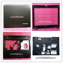 New original Lenovo Y580 lcd rear Back+lcd bezel screen frame +Palmrest/The keyboard cover+base cover case 90200852