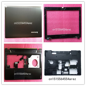 Image 1 - New original Lenovo Y580 lcd rear Back+lcd bezel screen frame +Palmrest/The keyboard cover+base cover case 90200852