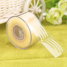 300 Pair Adhesive Invisible Wide/Narrow Double Eyelid Sticker Tape Makeup Hot Selling