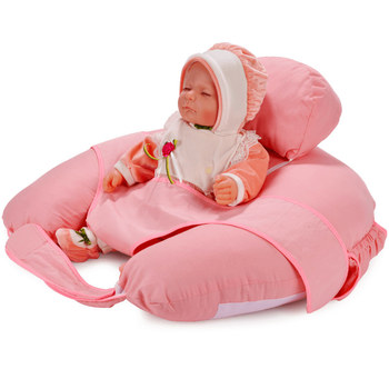 60*53cm Soft Nursing Pillow For Newborn Baby Comfortable Cotton Infant Feeding Pillow Breastfeeding Cushion Maternity Supplies