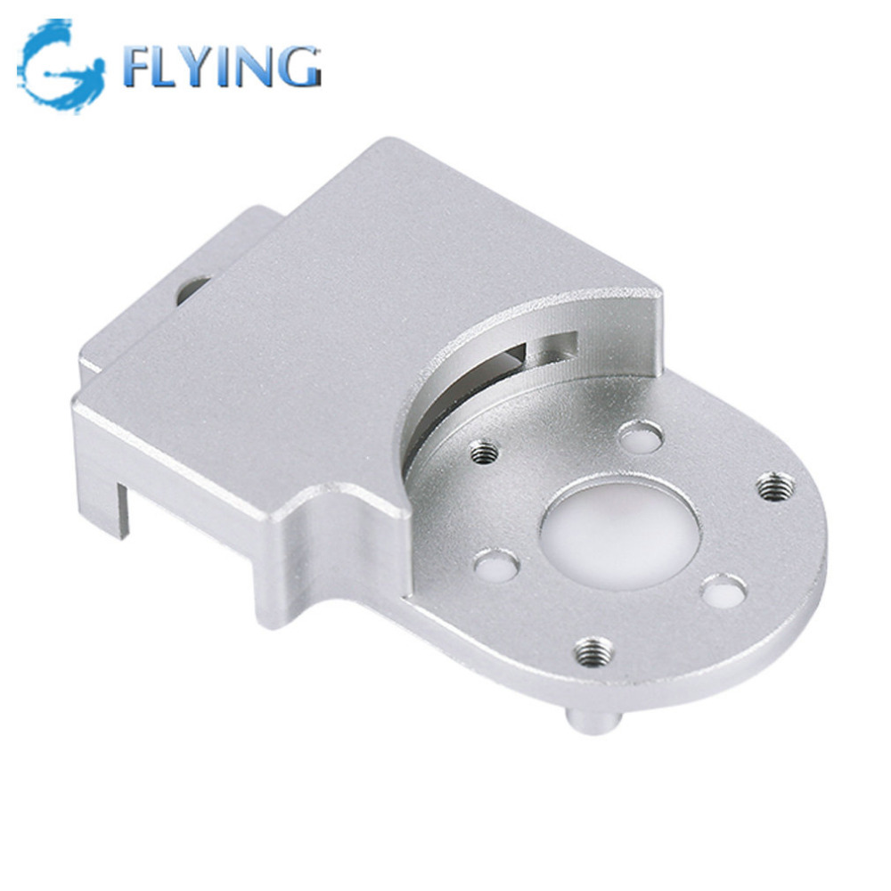 Silver PTZ Gimble Hardware Accessories Cover for DJI Phantom