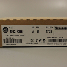 1762-OB8 1762OB8 PLC Controller,New & Have in stock