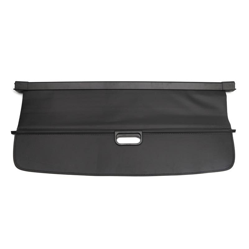 2014-2018 pour Land Rover Range Rover Sport 2016 2017 accessoires intérieurs noirs coffre arrière housse de bagage rétractable