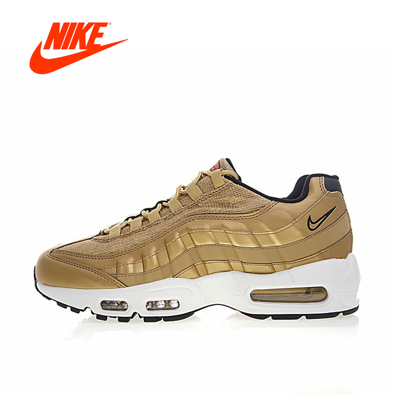 Original New Arrival Authentic NIKE Air Max 95 PRM Men's Comfortable Running Shoes Outdoor Sneakers Good Quality 918359-700 аксессуар чехол htc desire eye krutoff silicone transparent black 10665