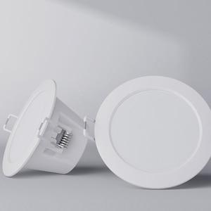Image 2 - Original Xiaomi Smart Downlight Philips Zhirui Licht 220V 3000 5700 k Einstellbare Farbe Decke Lampe App Smart Remote control