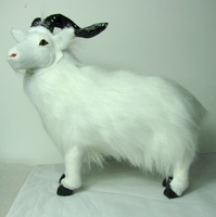 free shipping perfect goat figure for decoration lovely handmade goat for birthday gift