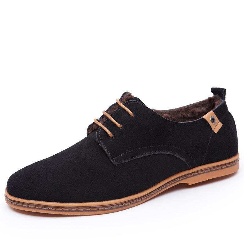 2018 Ανδρικά παπούτσια Casual Γνήσια - Ανδρικά υποδήματα - Φωτογραφία 2