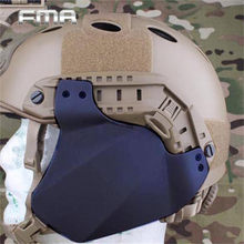 Side Cover for FAST Helmet Rail Airsoft Military Tactical Helmet Accessories Soft Rubber Material Two Ear Protection Covers ~(China)