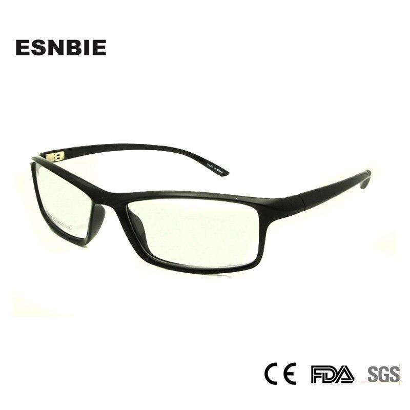 Tienda Online Esnbie claro Gafas Marcos s mens smonturas de lentes ...