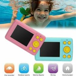 Waterproof Automatic Children Kids Digital Camera Cam Recorder Photo Xmas Gift