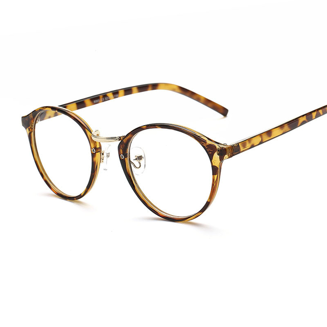 403ce0c7823 Women Eyeglasses Brand Designer Oval Full Frame Female Optical Clear Len Glasses  Unisex Eyeglasses Frames For Man Hipster 228