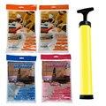 110 * 80 cm súper grande bolsa Space Saver ahorro Storage Bags sello de vacío comprimido organizador bolsa paquete envío gratis