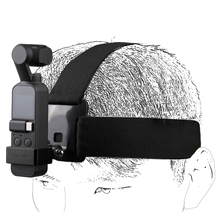 Sunnylife para Osmo banda de bolsillo con correa y adaptador de aleación de aluminio para DJI OSMO bolsillo y cámara GOPRO