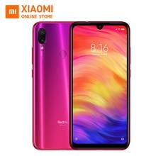 Küresel ROM Xiaomi Redmi Not 7 3 GB 32 GB Snapdragon 660 Cep Telefonu Octa Çekirdek 4000 mAh 6.3