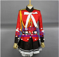 2016 Cosplay Costume Amagi Brilliant Park Isuzu Sento Custom-made