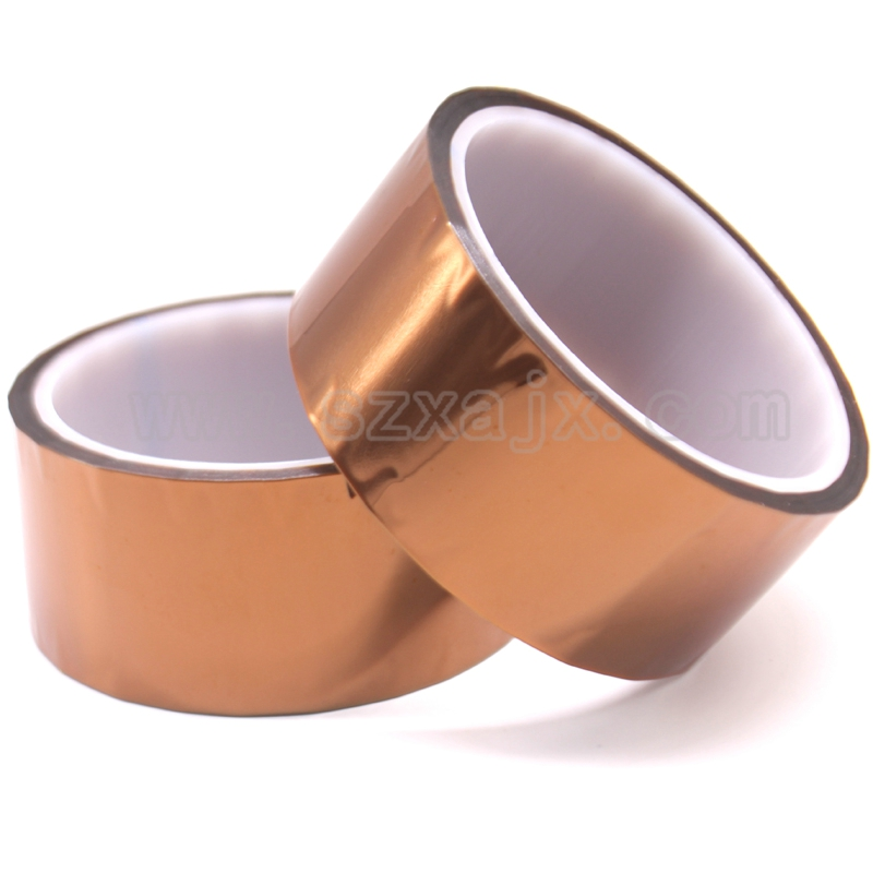 40 mm x 33 m Gold Kapton Tape Polyimide High Temp fast shipping ...