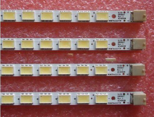KDL-46EX700 LK460D3LA8S LED Strip SLED 090907 Rev.1 AE4660B RUNTK4337TP 1 Piece=54LED 520MM
