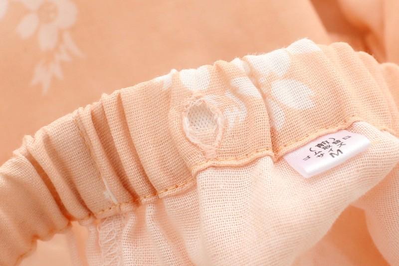 2016 cotton kimono yukata set for women