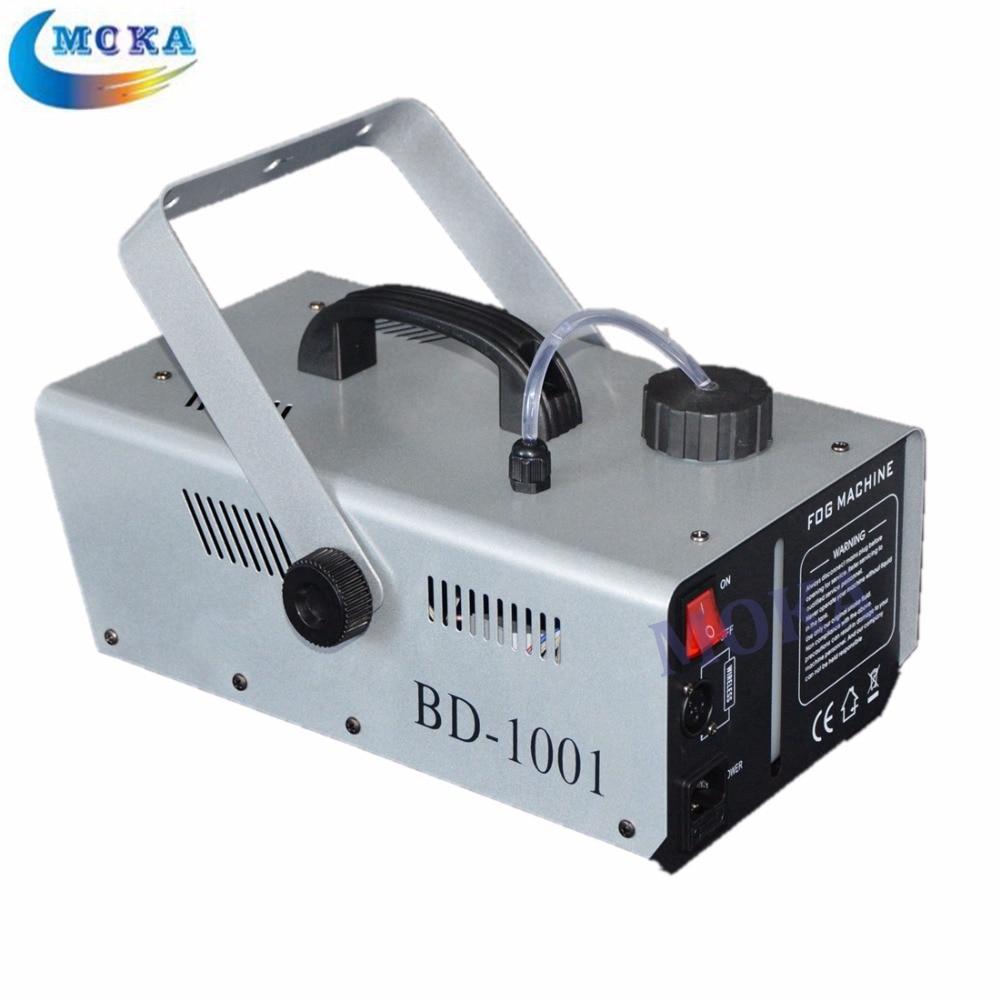900W LED Fog Machine/ Smoke Machine/ Professional Fogger For Stage Equipment 1pc 1500w led fog machine pyro vertical smoke machine professional fogger for stage effect equipment