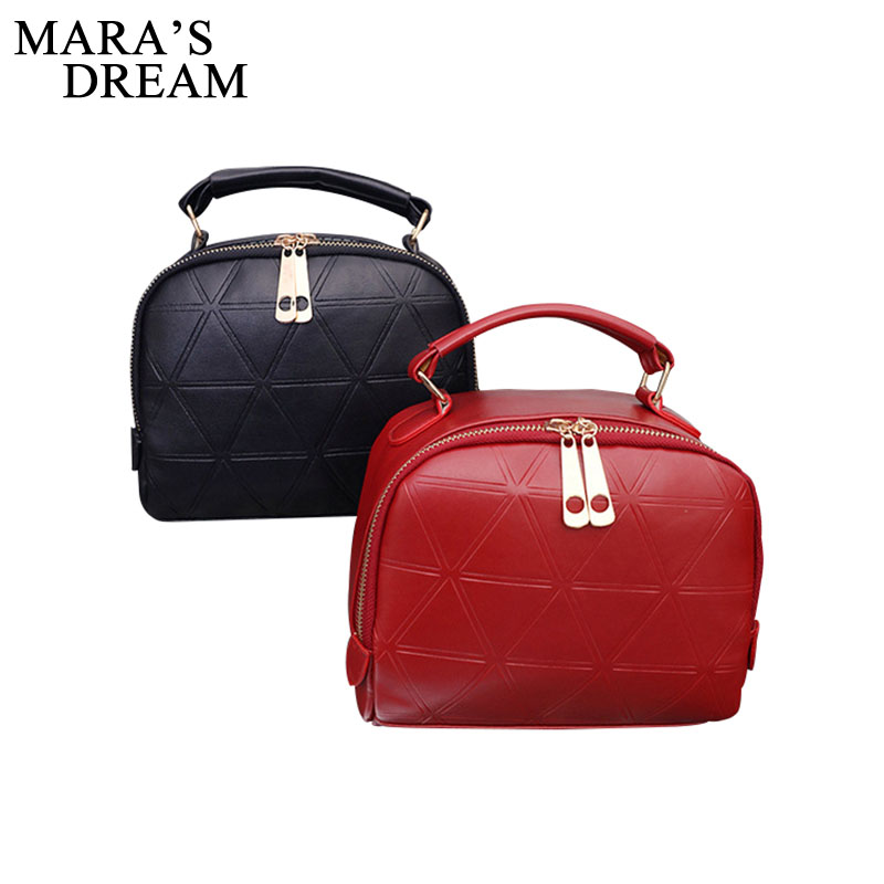 Mara's Dream Women Evening Bag Shoulder Bags Girls Round Fashion Female Geometric Clutch Messenger Bags Crossbody Bag Sac A Mai