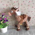 Free Shipping 23cm=9inch Original Pixar Toy Story Plush Bullseye Figure The Horse Cute Doll For Children's Gift