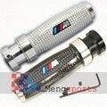 5 pcs Fibra De Carbono freio de Mão Freio Mtech M3 Punho do travão de mão Preta Prata MIX