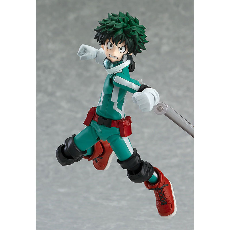 Figma 323 My Hero Academia Izuku Midoriya Action Figure New In Box