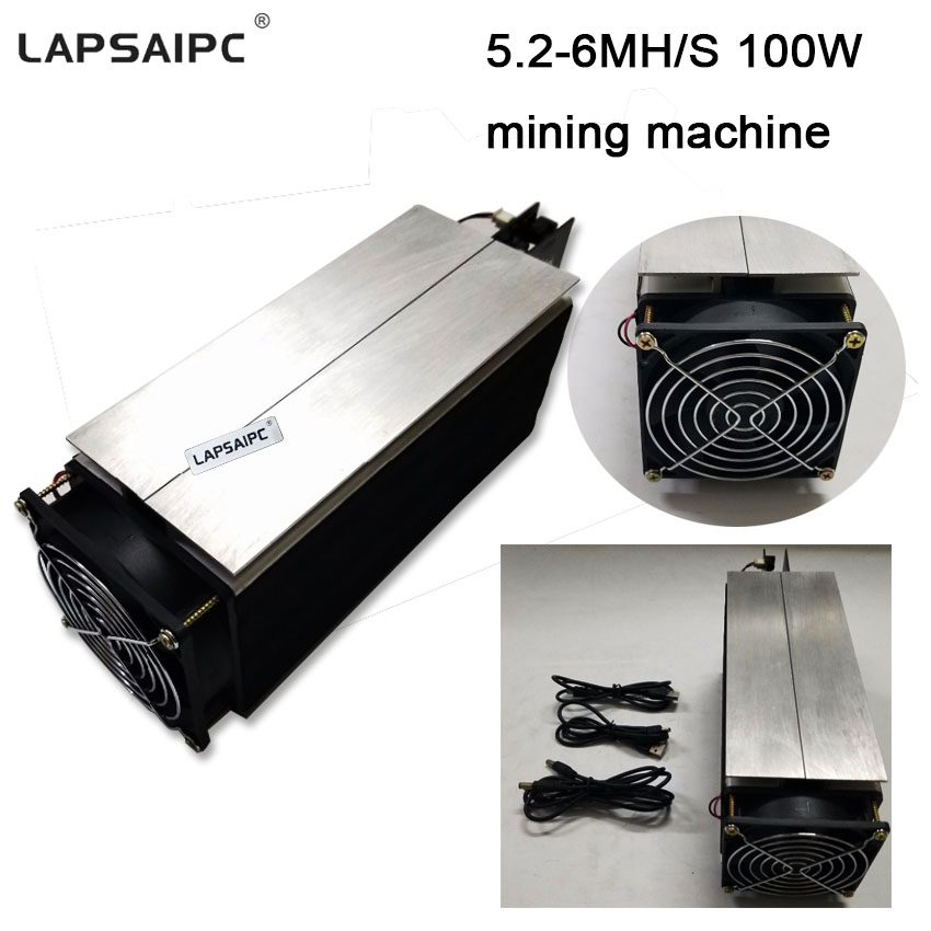 Lapsaipc for MINER 5.2-6MH/S 100W Scrypt Miner LTC mining machine with power supply Gridseed blade LTC miner hot sale used gridseed miner 2 5 3mh s 50w half of scrypt miner ltc mining machine gridseed blade ship by dhl or ems