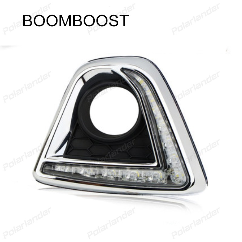 Fog front lamps For Mazda CX 5 2012-2014 daytime running lights car styling
