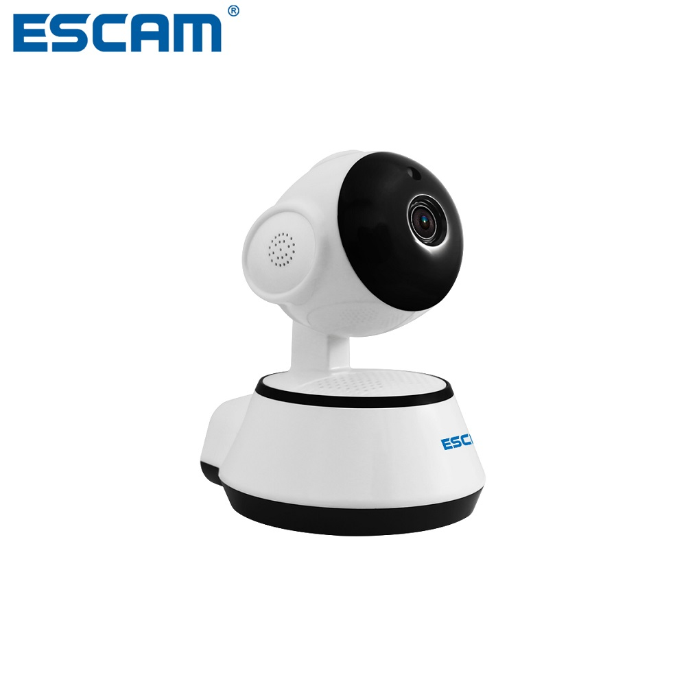ESCAM G10 720P Wifi camera IR Alarm Pan/Tilt IP Camera Support 64G TF CARD Night Vision Motion Detection Wireless IP CameraESCAM G10 720P Wifi camera IR Alarm Pan/Tilt IP Camera Support 64G TF CARD Night Vision Motion Detection Wireless IP Camera