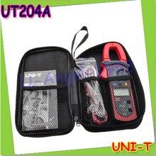 UNI-T UT204 UT204A UT-204A de Diodo de corriente ALTERNA de Voltaje Auto range Digital Clamp Meter + envío libre