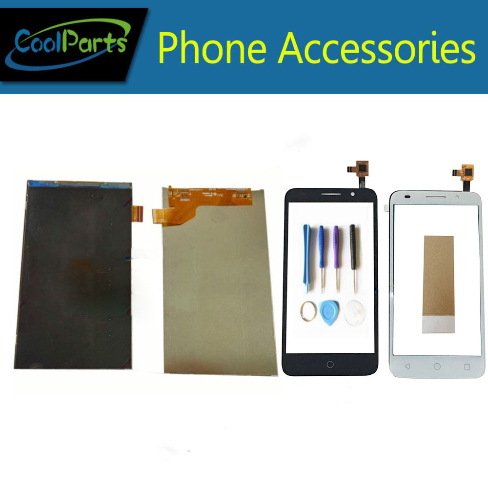 1PC Lot For Alcatel Pixi 3 5015 5015E 5015A 5015D 5015X OT5015 LCD Display Screen Touch