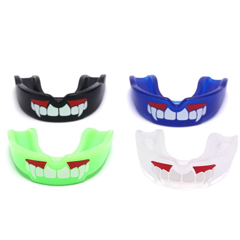 Adult Mouth Guard Teeth Protector Boxing Taekwondo Karate Football Basketball