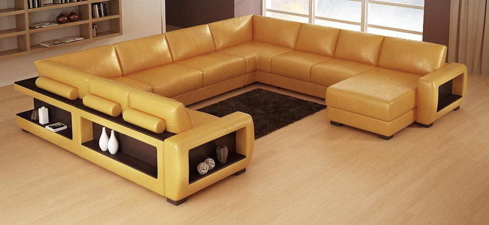 Saint Tropez Modern Interior Sofa Set