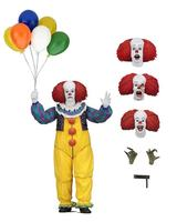 Neca Toys Figure The Movie IT Pennywise 1990 Stephen King's It Clown Model Collection Decor For Halloween Decoration Horro Gift