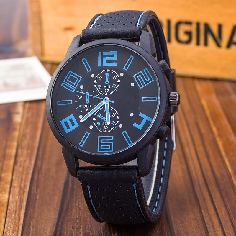 2017 New Luxury Brand men Outdoor Military watch Silicone strap mens sports watches Casual quartz watch Relogio Masculino Hot