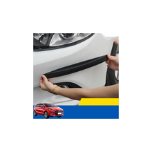 Lsrtw2017 PVC Car Front Bumper Back Bumper Anti-collision Trim Strip for Lifan X7 X60 X80 820 2016 2017 2018 2019 2020