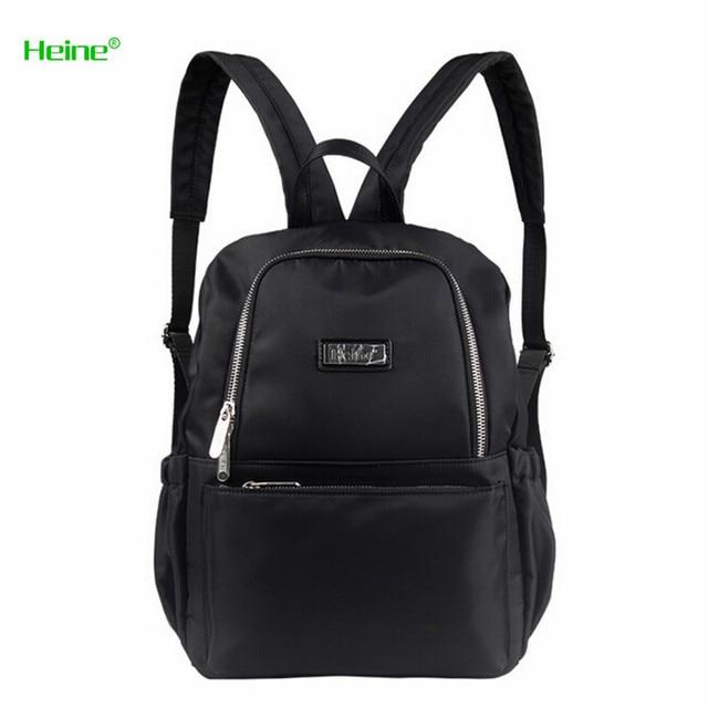 Heine Maternity Backpack Baby Bags For Mom Diaper Backpack For Travel Multifunctional Mother Mummy Bag Nappy Backpack Bebe bag