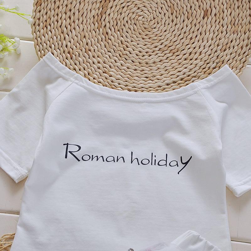 2016 Summer Baby Girl Infant 2pcs Clothing Sets Suit Princess Tutu Romper Dress Jumpersuit kids Party Birthday Costumes Vestidos