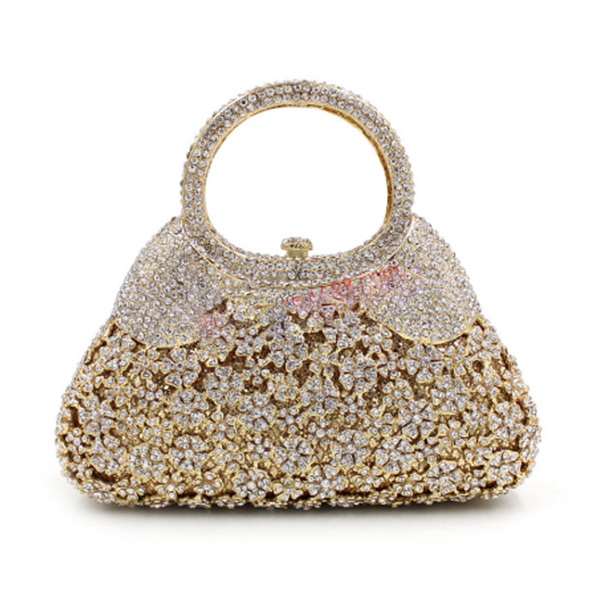 female nightclub Day Clutches Purses Women gold Evening Bag Ladies Wedding Purse Good Quality Party Bags handbags for ladies 2017 new fashion women evening bag ladies luxury diamonds dress handbag female day clutches messenger bags handbags purses