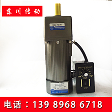 AC 250W 220V/380V Asynchronous Geared Motor Speed Control