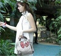 New High Quatity Appliques Lady Cute Shoulder Handbags Hot Women Casual Carry Bag Hot Fashionable Phone