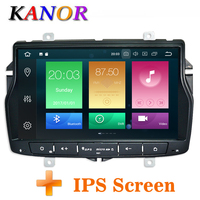 KANOR Android 8.0 Octa Core 4+32g 2din Car DVD Cassette Player For Lada Vesta With WIFI SWC Bluetooth Double din multimedia PC