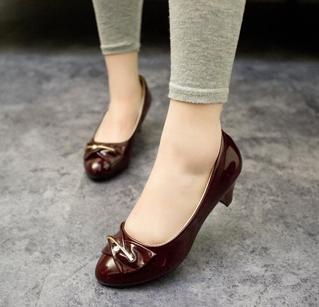 Women Pumps New Fashion Women S High Heel Shoes Classic Style Dress