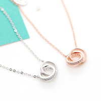 Luxury Brand Hot Selling 100 925 Sterling Silver Link Chains Fit B Pendant Necklaces For Women