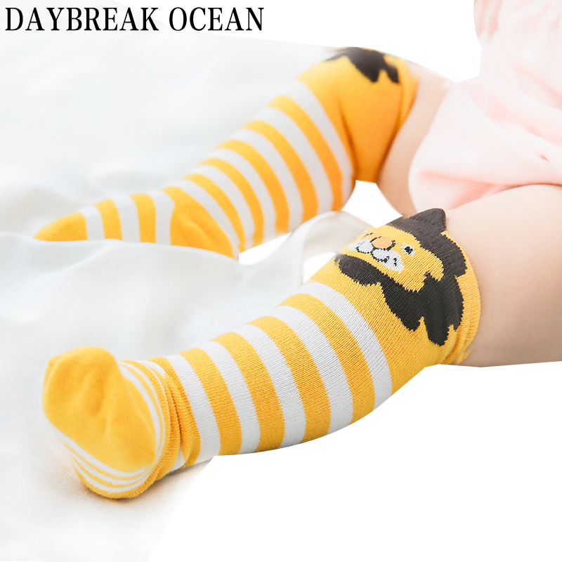 New Styles Newborns Baby Stereo Cartoon Animal Cute 0-3 Years Soft Cotton Warm Socks For Toddler Autumn Winter Kids Infant Socks