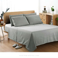 Luxury Egyptian Comfort 1800 Count Color Sheets Deep Pocket 4 Piece Bed Sheet Set US