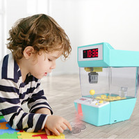 Catcher Alarm Clock Electric Vending Machine Doll Grabber Game Machine Mini Candy Grabber Machine Candy Machine For Child toys