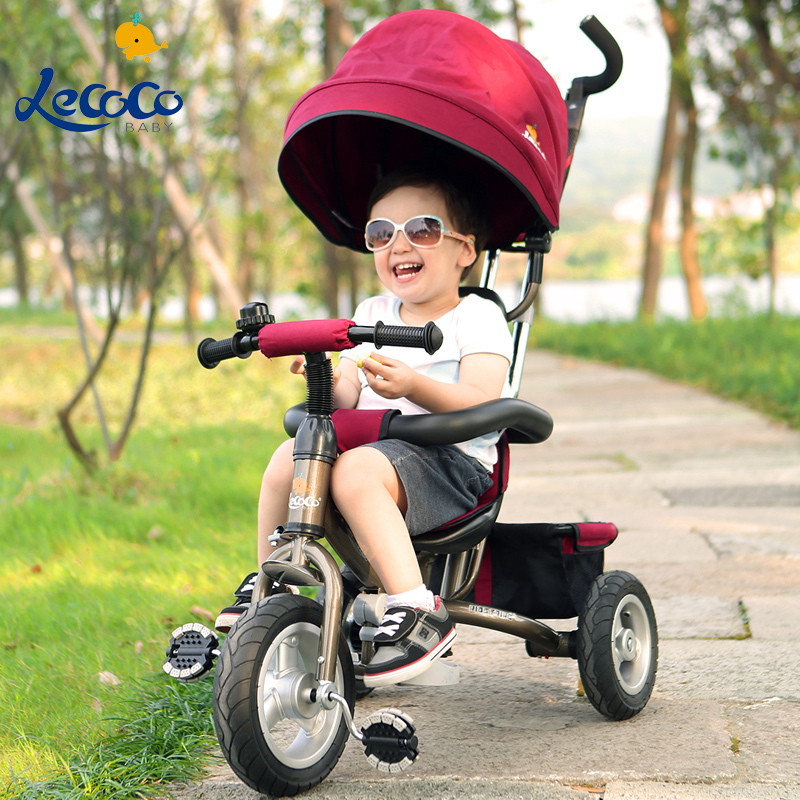 Ride On Toys1 3 years old child tricycle trolley bike baby