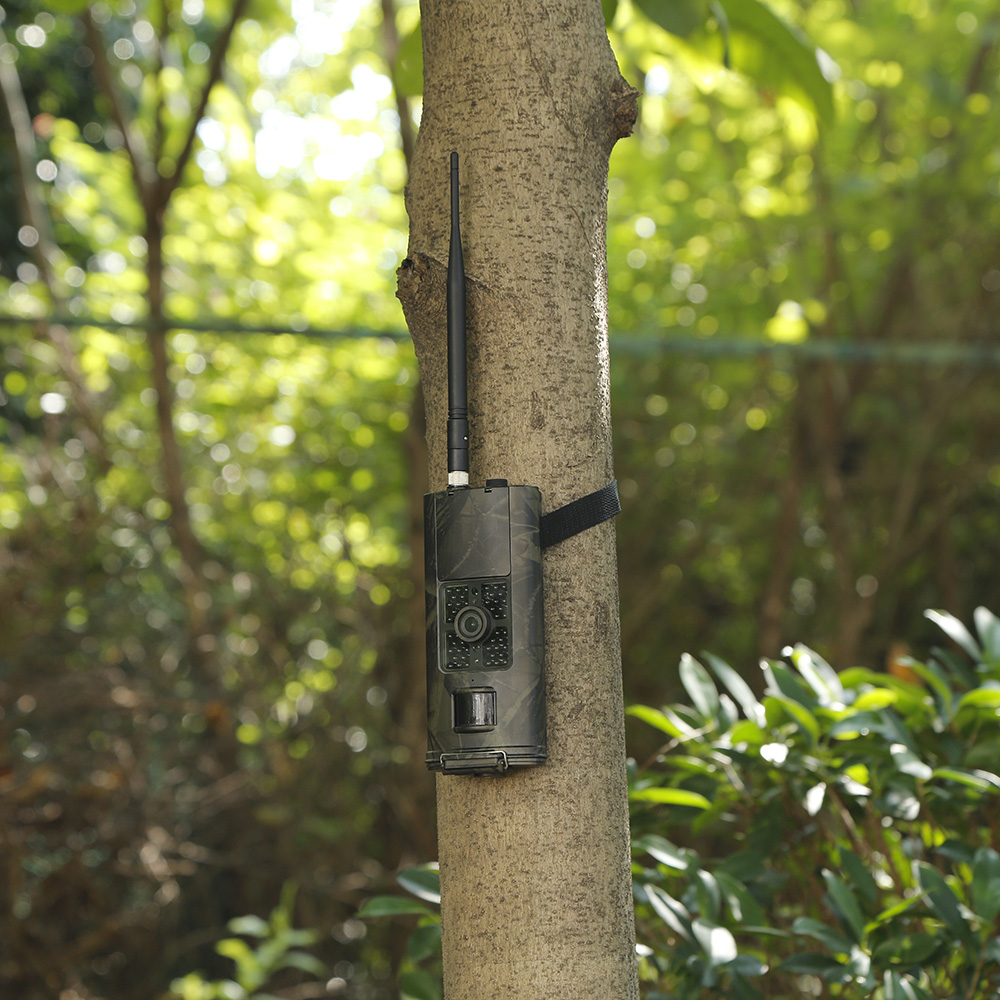 <font><b>Suntek</b></font> <font><b>HC700G</b></font> 3G SMS GSM 16MP 1080P Hunting Trail Camera Infrared Night Vision Wildlife Scouting Wild Surveillance Tracking image